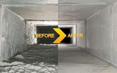 Top 5 Reasons Why You Should Get Your Ducts Cleaned